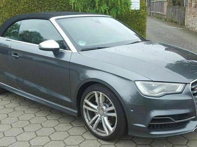 gebraucht Audi S3 Cabriolet S tronic