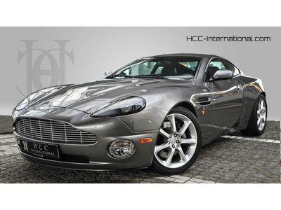 gebraucht Aston Martin Vanquish 1.Hand Sammler Objekt/Neuwertig