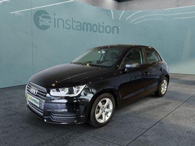 gebraucht Audi A1 Sportback A1 1.0 TFSI media paket Sitzheizung Einparkhilfe