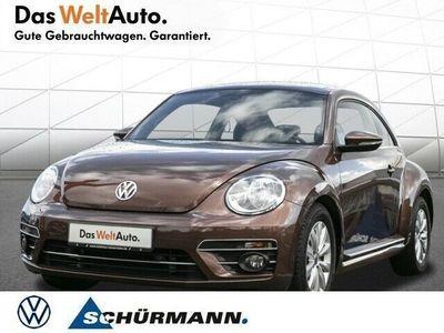 gebraucht VW Beetle Design 1.2 TSI BMT PANORAMA KEYLESS Klima