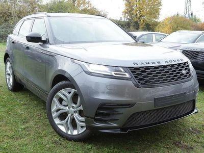 gebraucht Land Rover Range Rover Velar 2.0 D240 R-Dynamic S Black 21Z