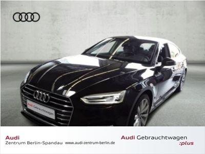 gebraucht Audi A5 Sportback 40 TFSI qu. Design S tronic *NAVI+*