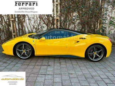 gebraucht Ferrari 488 GTB *Lift* *Karbon* *LED Lenkrad*