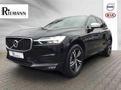 gebraucht Volvo XC60 D5 AWD Geartronic R-Design + Rückfahrkamera, Gebrauchtwagen, bei Autohaus Riemann e.K.