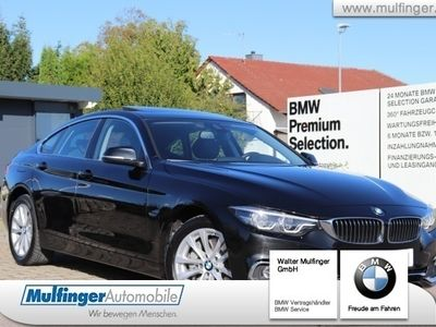 gebraucht BMW 440 i GranCoupe xDr.Sports.Driv-Ass.HUD Glasd.AHK
