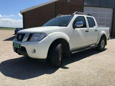 gebraucht Nissan Navara DUBELLE CABINE AUTOMAAT--FULL EXTRAS !E5