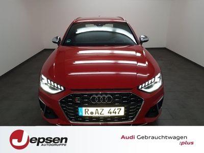 gebraucht Audi S4 Avant TDI q. tiptronic Navi+.Matrix-LED.Lede 2xAssistenz S-Sitz MatrixLED Carbon HeadUp