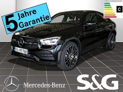 gebraucht Mercedes GLC300 Coupe 4MATIC AMG-Line Multibeam/ESHD/20