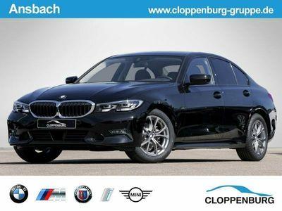 gebraucht BMW 318 d Sport LED NAVI TEMPOMAT PDC SITZHZG BT -