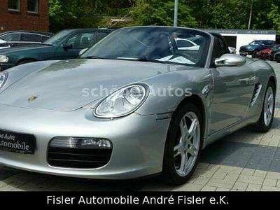 gebraucht Porsche Boxster 2.7 Tiptronic S 2.Hand