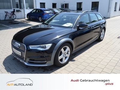 gebraucht Audi A6 Allroad quattro 3.0 TDI tiptronic  Navi PANO Standh.  braun