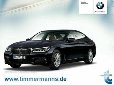 gebraucht BMW 740 d xDrive M Sport Glasdach DrAss+ SurrView HUD