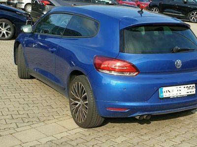 gebraucht VW Scirocco 1.4 TSI
