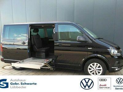 gebraucht VW Multivan T62.0 TDI DSG Rollstuhlumbau Navi ACC