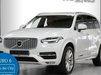 gebraucht Volvo XC90 D5 AWD C Inscription ACC Standh Kamera LED