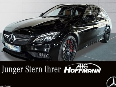 gebraucht Mercedes C63S AMG AMG T Night+Drivers+LED+Performance+Pano
