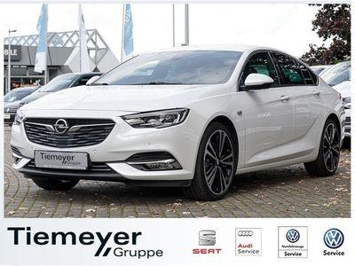 gebraucht Opel Insignia 2.0 Turbo 4x4 Grand Sport Dynamic Navi LED LM20 Leder