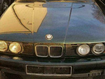 gebraucht BMW 518 I Klima BBS Felgen 15 Zoll 2 Besi... als Limousine in Krefeld
