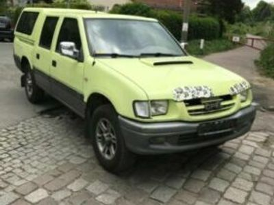 gebraucht Opel Campo ISUZU 4X4 Allradantrieb 4WD
