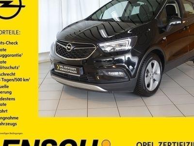 gebraucht Opel Mokka X 1.4 Edition AUTOM+PARKPILOT VO/HI+AWR