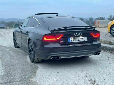 gebraucht Audi S7 4G BOSE/Quattro/Massage/Lenkradheizung als Sportwagen/Coupé in Pfarrkirchen