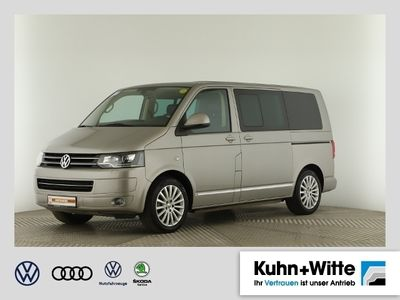 gebraucht VW Multivan T52.0 BiTDI 4Motion Highline *Navi*Dynaudio*Standhe