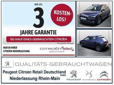 gebraucht Citroën C4 Cactus BlueHDi 100 S&S Shine NAVI*KAMERA*SITZ