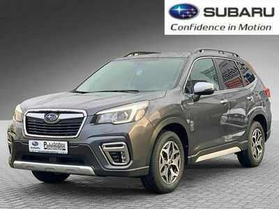 gebraucht Subaru Forester 2.0ie e-BOXER Lineatronic Active MJ 2020