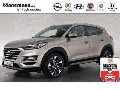 gebraucht Hyundai Tucson CRDi Style 4WD AT, 19'' Alufelgen, Krell Sounds.,