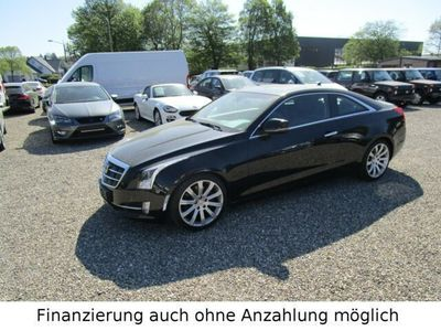 gebraucht Cadillac ATS Coupe Premium*Schiebedach*Europamodell 2016*