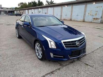 gebraucht Cadillac ATS 2.0 Turbo Automatik Premium