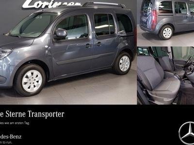 gebraucht Mercedes Citan 111 CDI L Tourer Edition KLIMA/SHZ/TEMPOM.