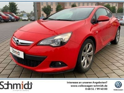 "gebraucht Opel Astra GTC Astra J1.4 Turbo Edition 18"" LM CD400 MP3"