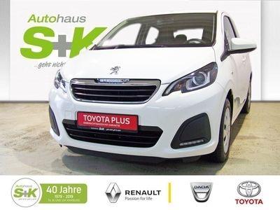 käytetty Peugeot 108 VTI68PS+ACTIVE+Start Stopp