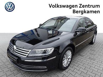 gebraucht VW Phaeton V6 TDI AHK/RearView/Bluetooth/XENON/Navi/Leder