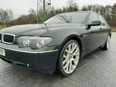 gebraucht BMW 760L i 86500km!!!! V12 AHK Sthzg k 21 zoll als Limousine in Senftenberg