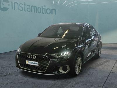 gebraucht Audi A3 A3Limousine 35 TDI S tronic advanced MMI Navi