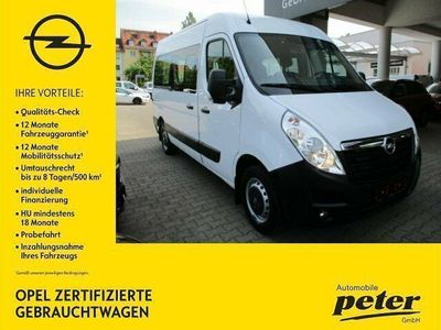 gebraucht Opel Movano B Kombi L2H2 2.3CDTI 9-Sitzer Klima Euro6