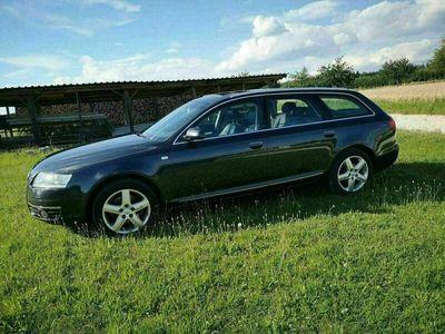 gebraucht Audi A6 3.0 TDI Quattro AHK Export als Kombi in Eitensheim