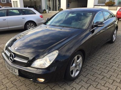 gebraucht Mercedes CLS320 CDI COMAND STANDHEIZUNG 2HAND SCHECKHEFT