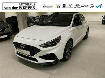 gebraucht Hyundai i30 Fastback N Line Mild-Hybrid Klima Jahreswagen, bei Autohaus von der Weppen GmbH & Co. KG
