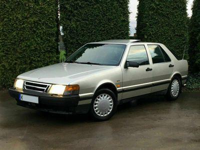 gebraucht Saab 9000 CC 2,0i LPG *Euro 2 *AHK *wenig Rost als Limousine in Erkelenz