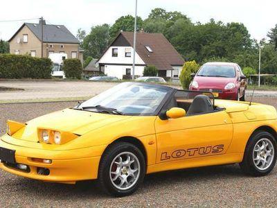 "gebraucht Kia Roadster Lotus/Elan*1.Hand*Klima*Alu16""*Teilleder"