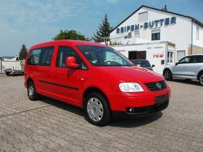 gebraucht VW Caddy Maxi Life Gewinner Caddy/Gas+Benzin