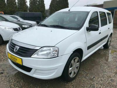 gebraucht Dacia Logan MCV Ambiance *SERVO.* KLIMA* LPG*