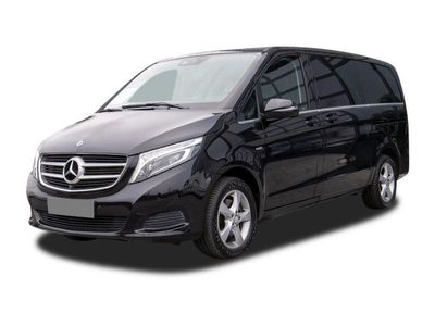 gebraucht Mercedes V250 d Avantgarde Edition lang 4M STANDHZ EU6