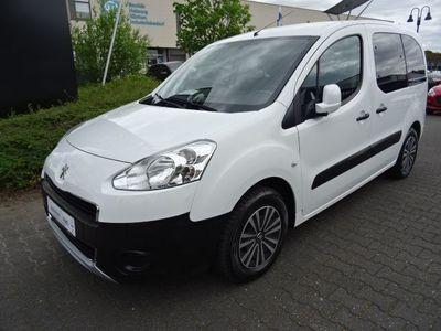 gebraucht Peugeot Partner Tepee 1.6 VTi *Parksensoren hinten*Klima