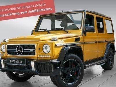 gebraucht Mercedes G63 AMG AMG Solarbeam/designo/Comand/Xenon/Vmax