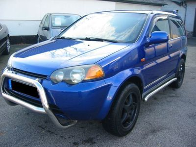 used Honda HR-V 2wd