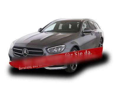 gebraucht Mercedes E200 Avantgarde/Navi/Wide/LED/Kamera/MoPf/18